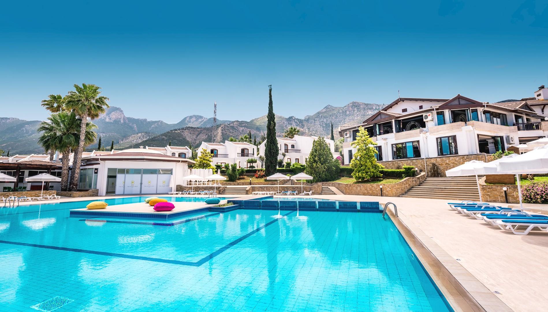 The Olive Tree Hotel Kyrenia North Cyprus