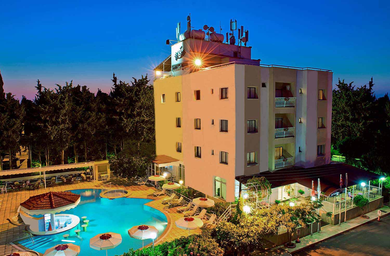 Sammys Hotel, Kyrenia, North Cyprus Holidays