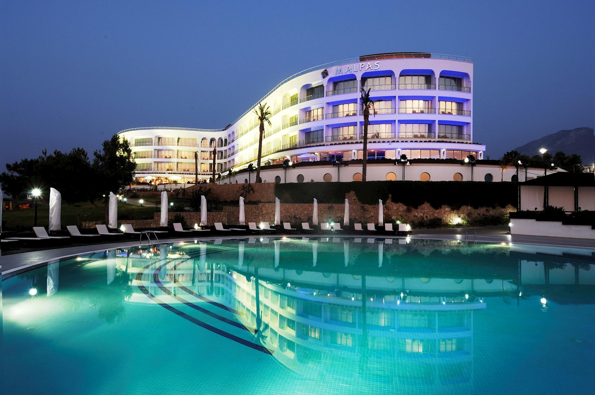 Malpas Hotel, Kyrenia, North Cyprus Holidays