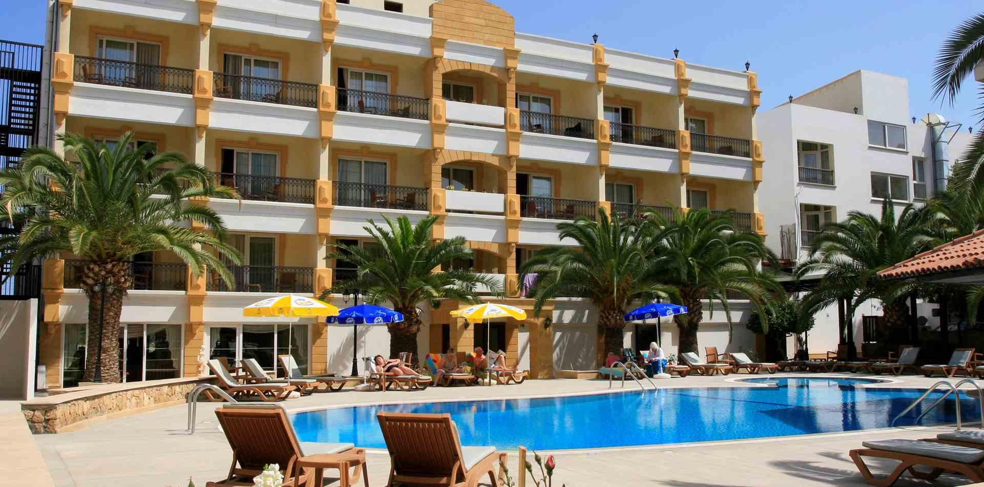 Pia Bella Hotel, Kyrenia, North Cyprus Holidays