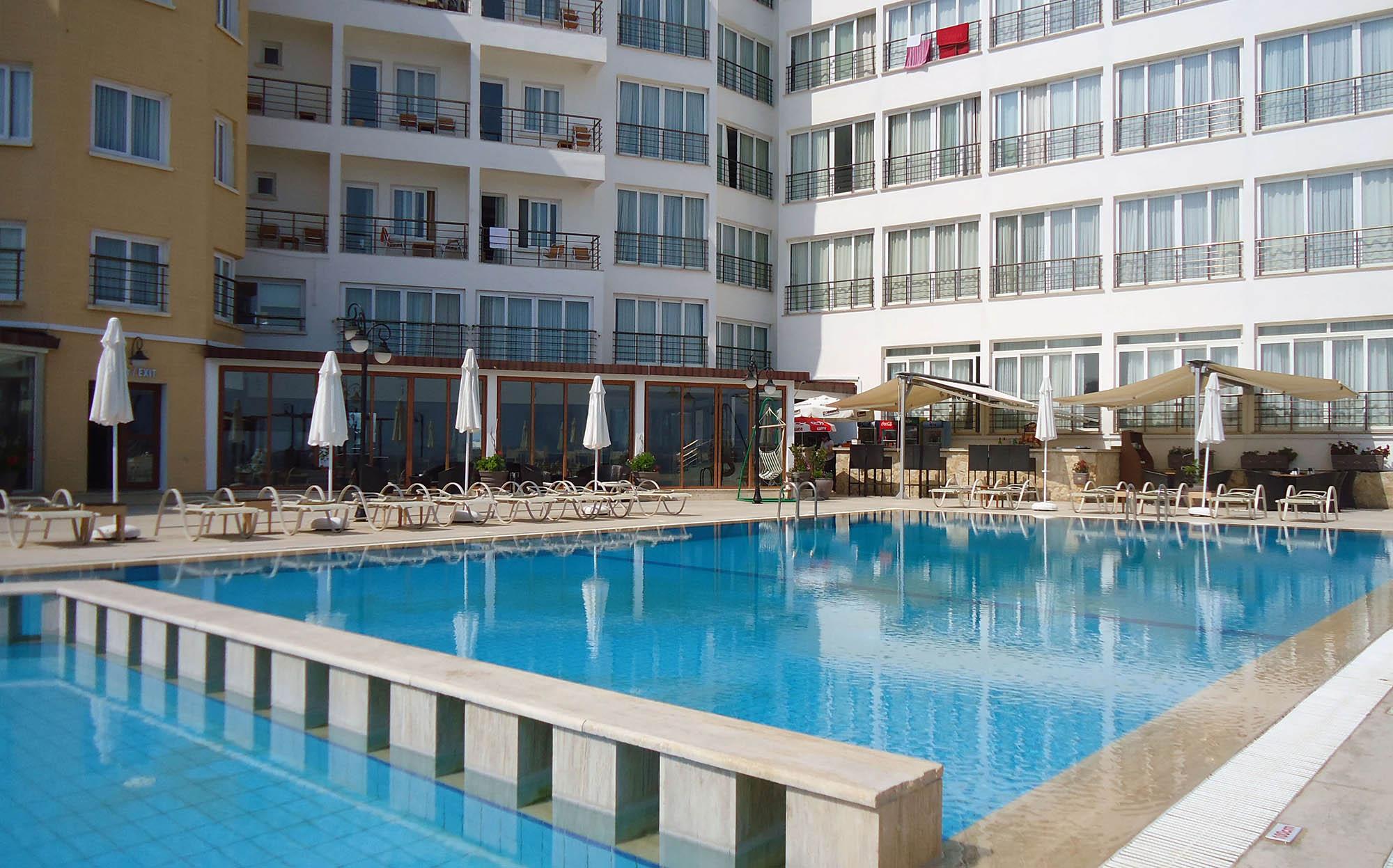 Ada Beach Hotel in Kyrenia North Cyprus