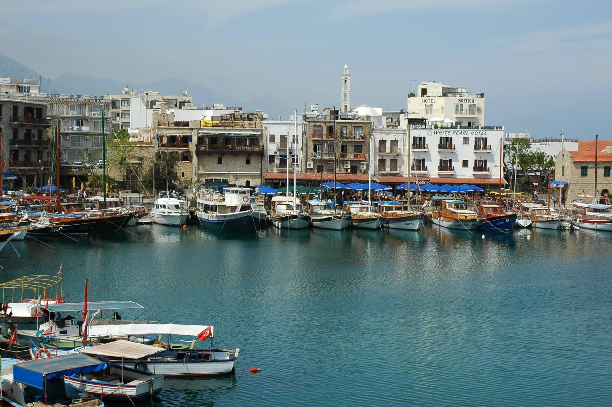 The British Hotel, Kyrenia North Cyprus