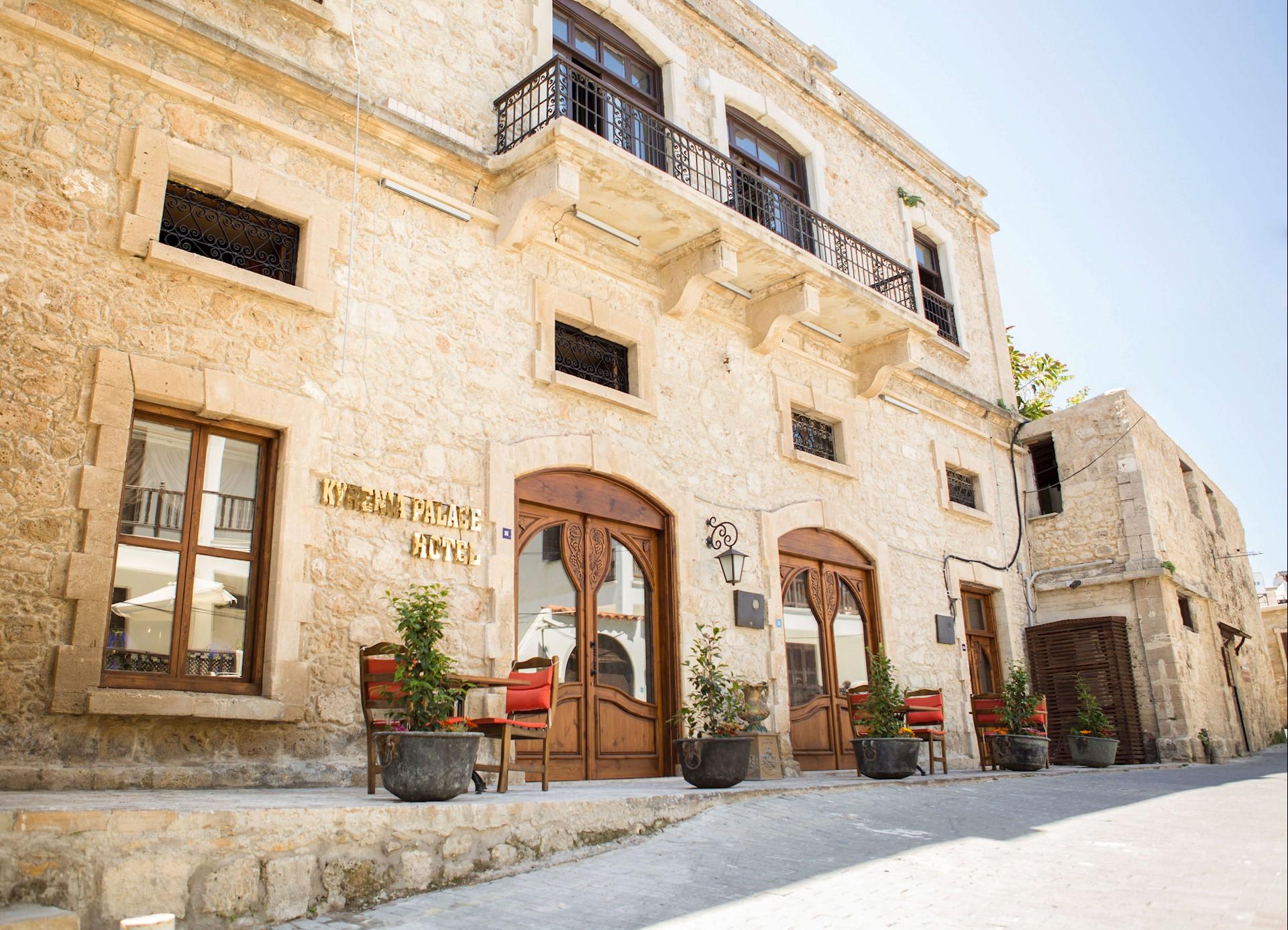 Kyrenia Palace Boutique Hotel - North Cyprus Holidays